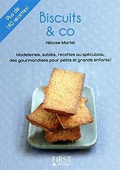 Petit livre de - Biscuits et Cie (Le petit livre) (French Edition) by [Martel, Héloïse]