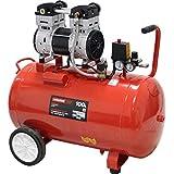 Compresor 50 LT silenciado en seco Italy 8 Bar 1,5 HP Italy 2 ...