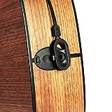 D'Addario CinchFit Acoustic Jack Lock