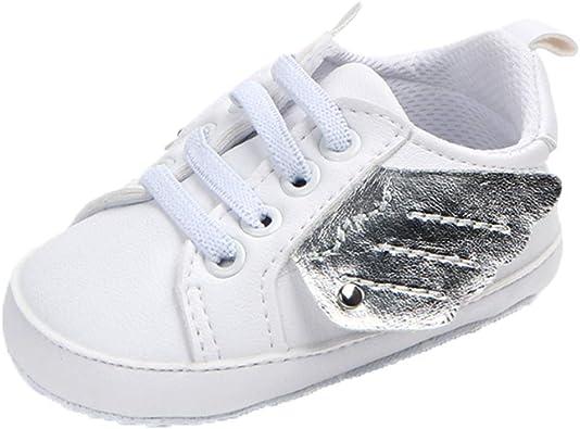 OHmais Enfants Chaussure Bebe Garcon Premier Pas Chaussure