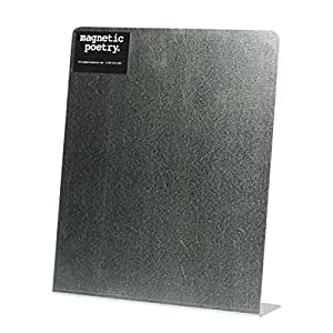 """Magnetic Poetry Educational Products - Magnetic Poetry Metal Easel Board. MP4015 - 11"""" x 13"""""""