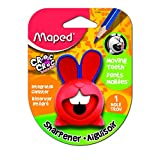 Maped Croc-Croc Innovation 1 Hole Sharpener, Assorted Color, Color May Vary (017649)