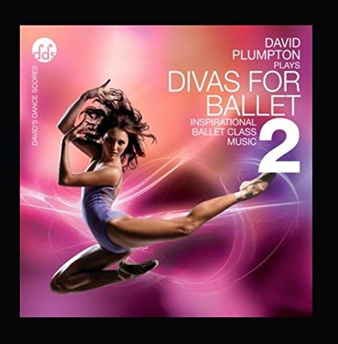 Divas for Ballet 2 Inspirational Ballet Class Music