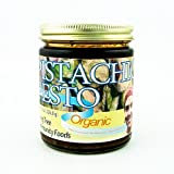 Living Tree Alive Organic Pistachio Pesto - 8 Ounce
