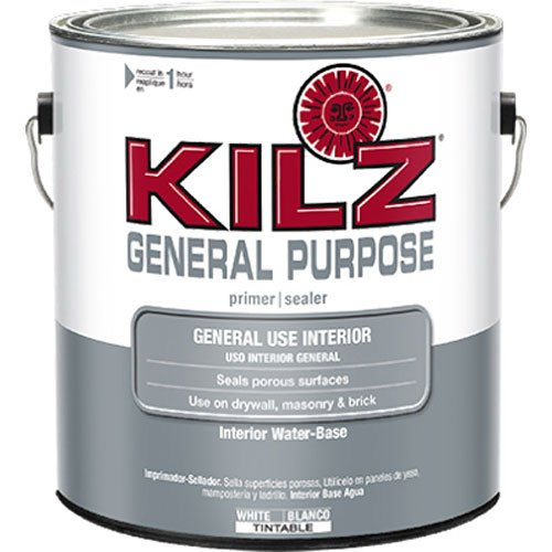 Kilz Latex Primer (KILZ General Purpose  Interior Latex Primer/Sealer, White,)