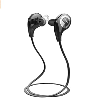 ZEALOT H5 Bluetooth Auriculares deportivos V4.0 inalámbrico de auriculares estéreo de oído en sweatpr impermeable para iPhone 6S Plus Samsung Galaxy S6 S5 ...