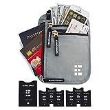 Zero Grid Neck Wallet w/RFID