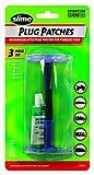 Slime 20144 Professional Mushroom Style Tire Plug with Glue by Slime