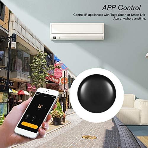 CD por infrarrojos Smart Home AUD SAT wifi universal compatible con tu Alexa y Google Home smarthai Control remoto inteligente DVD un control para todo: TV etc.