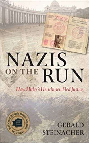 Nazis on the Run: How Hitler's Henchmen Fled Justice cover