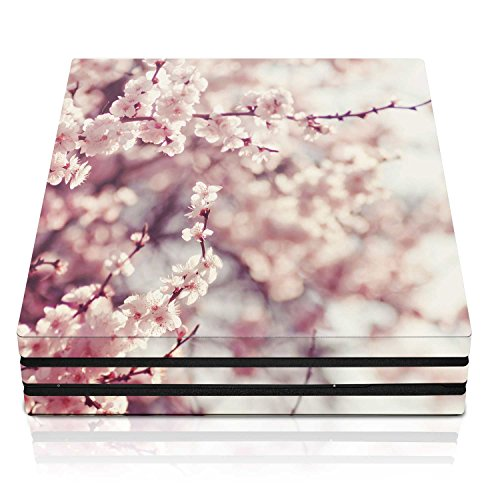 Controller Gear PS4 Pro Console Skin – Cherry Blossom Horizontal – PlayStation 4