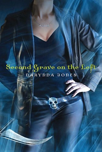 Second Grave on the Left (Charley Davidson Book 2) by [Jones, Darynda]