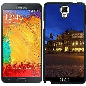 Funda para Samsung Galaxy Note 3 Neo/Lite (N7505) - Dresden Sempre Hora Azul by UtArt