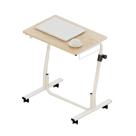 Sofá Escritorio, Bandeja para Laptop Soporte De Mesa Ajustable En ...