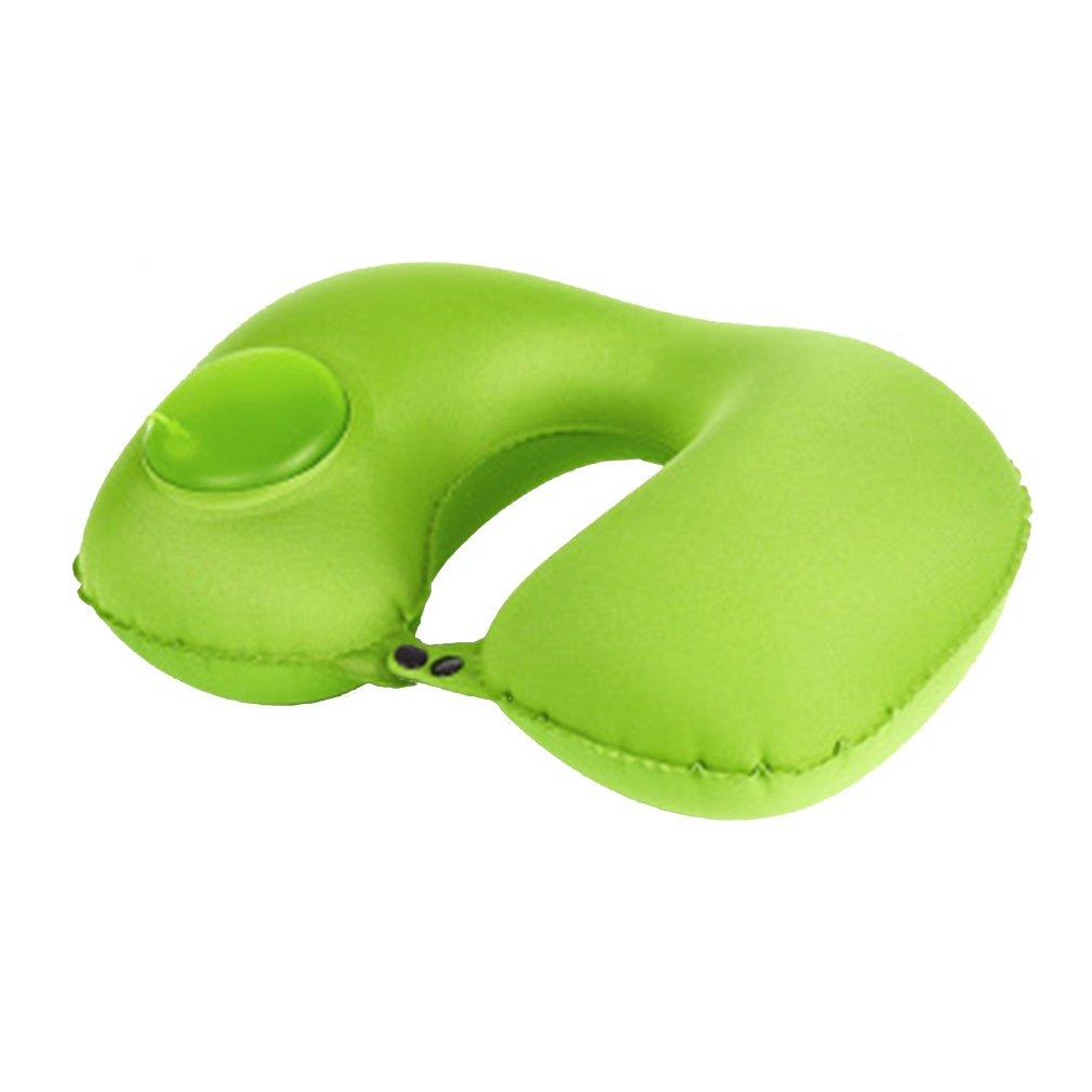 juqilu Inflatable Neck Pillow Support, Compact Portable Head and Neck Support U Shape Pillows juqilu Network technology Ltd