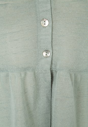 Vestino - Cárdigan - para mujer azul turquesa