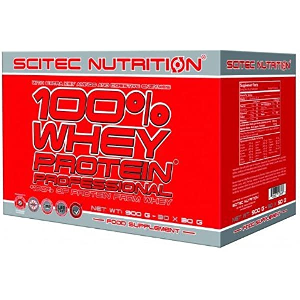Scitec Nutrition Whey Protein Professional Sabor Mezclado ...