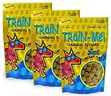3 PACK Crazy Dog Train-Me! Treats Chicken Flavor (10.56 oz), My Pet Supplies