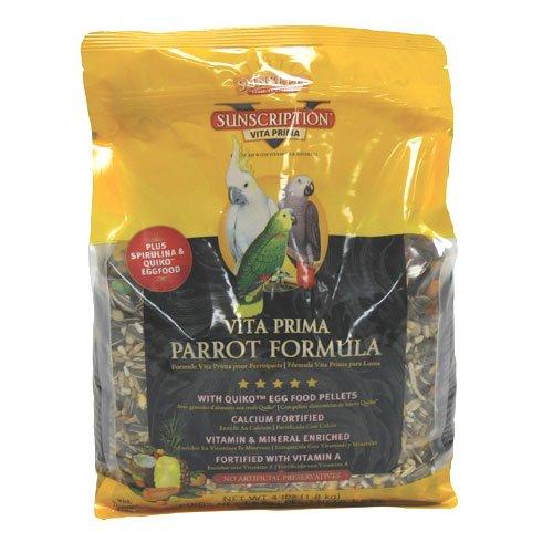 Sunseed Vita Prima Parrot – 4 lbs, My Pet Supplies