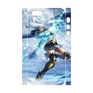 iphone 5 5s Cell Phone Case 3D games Ashe in League of Legends 91INA91465016