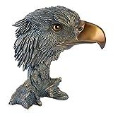 Design Toscano Profile of Freedom Bald Eagle Statue