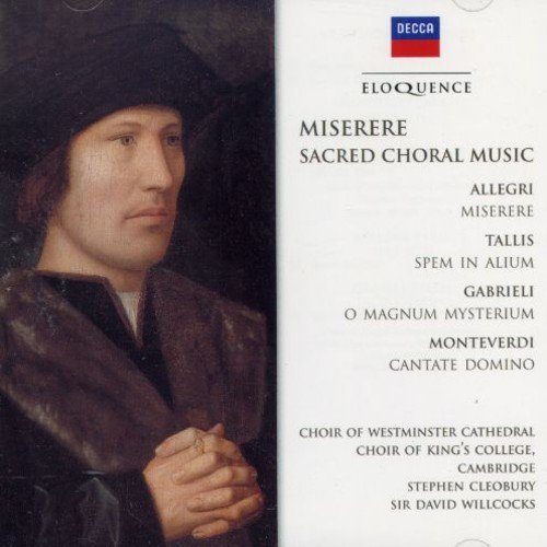 Miserere-Sacred Choral Music - Choral Music Sacred Other