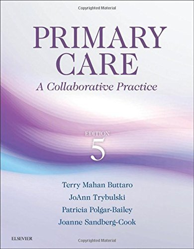 Primary Care: A Collaborative Practice, 5e by Terry Mahan Buttaro PhD ANP-BC GNP-BC FAANP (2016-05-12) -  Mosby