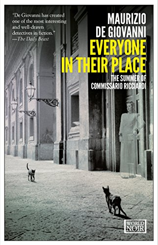Socialite Places (Everyone in Their Place: The Summer of Commissario Ricciardi)