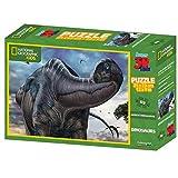 National Geographic 3D Lenticular Argentinosaurus Dinosaur Puzzle 63 pieces