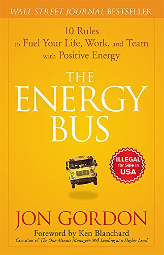 energy bus jon gordon - 9