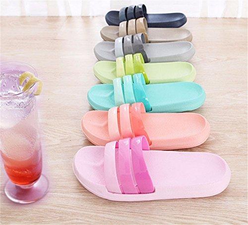 Ligero de Color de de Baño EvA Natación Gradient Espuma Suela de Home Suela Zapatillas Suela YMFIE Piscina b Zapatos Ctq8w8