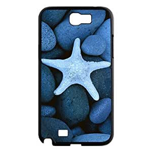 case Of Starfish Customized Bumper Plastic Hard Case For Samsung Galaxy Note 2 N7100