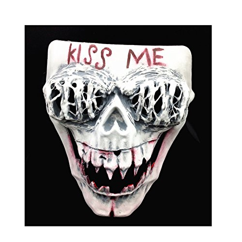 The purge Anarchy movie Halloween Skull mask horror Killer Party (The Purge Anarchy Costumes)