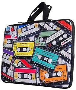 Neoprene Multi Color Laptop Bags