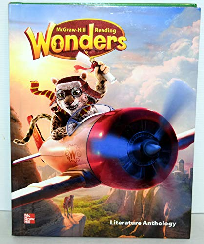 Reading Wonders Literature Anthology Grade 4 (ELEMENTARY CORE READING)