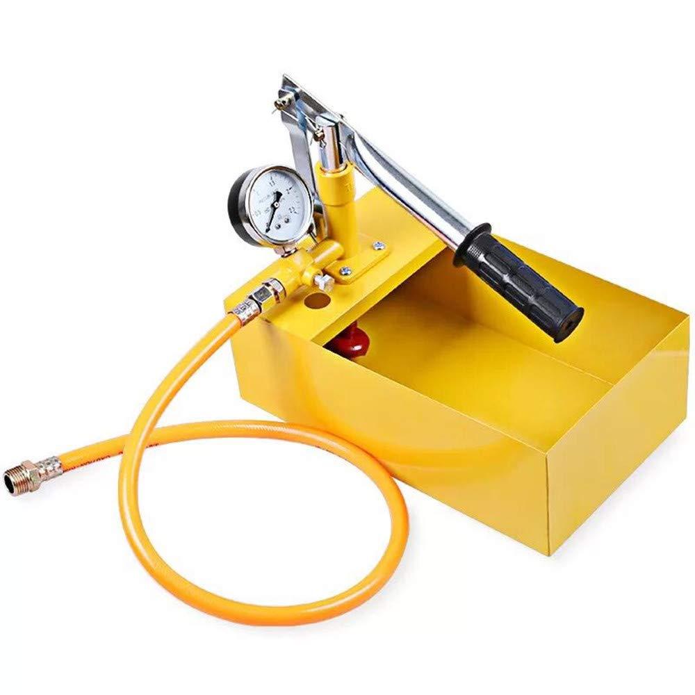 Manual Pressure Test Pump Water Pressure Testing Hydraulic