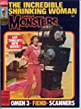 Famous Monsters of Filmland 172 LILY TOMLIN Omen 3 SCANNERS Galaxina MOTEL HELL Fiend April 1981 C