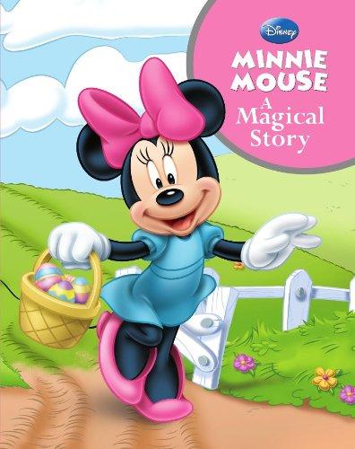 Disney's Minnie Mouse: A Magical Story pdf epub