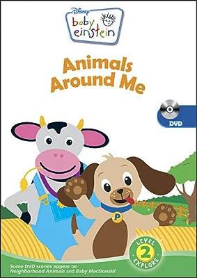 Animals Around Me from Walt Disney Video