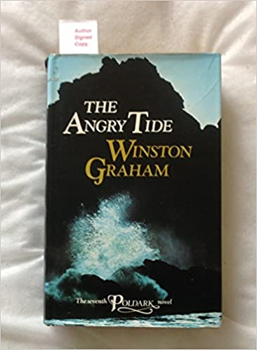 The Angry Tide: A Novel of Cornwall, 1789-1799 (Poldark 7)