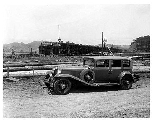 Amazon.com: 1930 Cord Sedan Factory Photo: Entertainment Collectibles