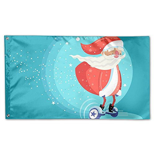 BINGOGING FLAG Decorative House Flags - Modern Santa Clause