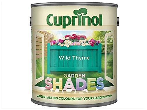 Outstanding Cuprinol Cupgswtl  Litre Garden Shades Paint  Wild Thyme  With Fetching Cuprinol Cupgswtl  Litre Garden Shades Paint  Wild Thyme Amazoncouk  Diy  Tools With Lovely Garden Route Events Also Garden Pillar Lights In Addition Lighting Garden And Personalised Stones For Garden As Well As Gardening Direct Discount Code Additionally Garden Rubbish Removal Brisbane From Amazoncouk With   Fetching Cuprinol Cupgswtl  Litre Garden Shades Paint  Wild Thyme  With Lovely Cuprinol Cupgswtl  Litre Garden Shades Paint  Wild Thyme Amazoncouk  Diy  Tools And Outstanding Garden Route Events Also Garden Pillar Lights In Addition Lighting Garden From Amazoncouk