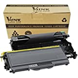 (1 Drum + 1 Toner) V4INK ® New Compatible with Brother DR360 + TN360 Compatible Drum Unit and Toner cartridge For Brother DCP-7030,Brother DCP-7040,Brother HL-2140, Brother HL-2150N,Brother HL-2170W,MFC-7340,MFC-7840W,MFC-7440N,MFC-7345N Toner Printers