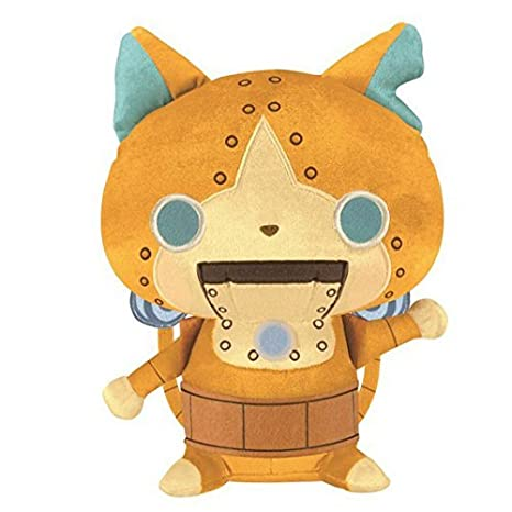 Ichiban Kuji Yo-Kai Watch [Attracted strongest specter Grand gathering] Goru Nyan Plush