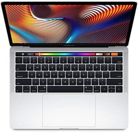 Apple MacBook Pro (13-Inch, 8GB RAM, 512GB Storage, 2.3GHz Intel Core i5) – Silver (Previous Model) (Renewed)
