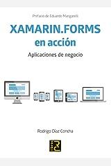 Xamarin.Forms en acción : aplicaciones de negocio Paperback