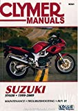 Suzuki SV650 1999-2002 (CLYMER MOTORCYCLE REPAIR)