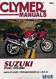 Suzuki SV650 1999-2002 (Clymer Motorcycle Repair)
