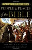 img - for The Oxford Guide to People & Places of the Bible book / textbook / text book
